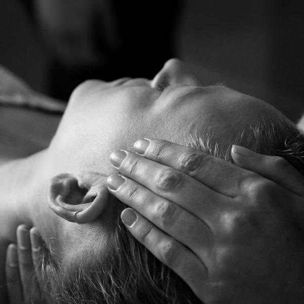 Massage training for cancer